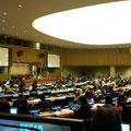 Les représentants des gouvernements se sont unis pour combattre la violence contre les femmes.