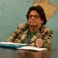IAW Treffen: Joanna Manganara Präsidentin
