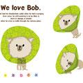 オリジナルキャラクター ボブ