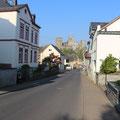 Blick auf Burg Runkel