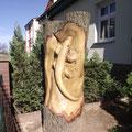 Stammjob - Echse - Eiche - Baumstamm
