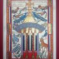 Fontaine de Vie de Charlemagne, Or-et-Caracteres