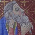 Prière, époque gothique, Or-et-Caracteres