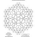 Mandala Rosette 12b Katja Marek Millefiore-Quilt-Along