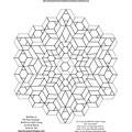Mandala Rosette 10b Katja Marek Millefiore-Quilt-Along