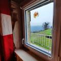 chambre l'alberge avec vue sur le massif central