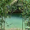 la base de loisirs des vernets de la galaure à Saint-Barthélemy de Vals