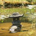 le jardin zen d'Eric Borja à Beaumont-Monteux