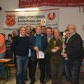 """Team """"STEFAL & Freunde"""" Siegerteam 2018"""