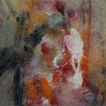 """Lichene III"", Acryl/Lw., 30x30 cm, 2019 (1909)"