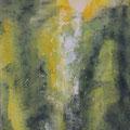 """""""Lichenen II"""", Acryl/Lw., 100x80 cm, 2019 (1908)"""