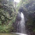Wasserfälle im Inselnorden