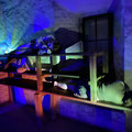 DIE TURMMASCHINE Eine lebende Installation  Erste Proben, 18.10.2020 , Foto: INDUSTRIETEMPEL