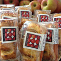 雪室りんご使用のアップルパイ