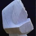 Gordischer Knoten 2, Marmor