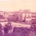 Die Bach-Villa (heute R.Plast) vor ca. 100 Jahren