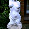 Weiblicher Torso, Marmor