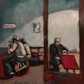 20x20 ein Hauch von Hopper