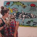 20x20 Ein Basquiat? Nein, ein Levi Hauser