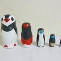 2013年制作/ペンギンマトリョ-シカ