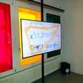 TV-Säule-Decken-Halterung-Uniprof24