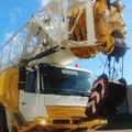 Mobile heavy duty cranes
