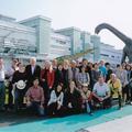 Gruppenreise Ankunft in Fukui