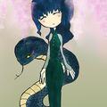 セキマさんと蛇。