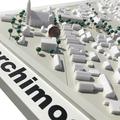 architektur-stadtmodell-miniaturmodell-karlsruhe