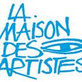 Site La Maison des Artistes