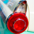 Vintage Tail Light