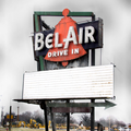 BelAir Drive-In Sign