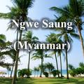 Ngwe Saung Strand (Myanmar)
