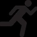 Jogging und Fitness