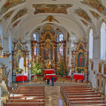 Oberviechtach - Kirche St. Johannes der Täufer