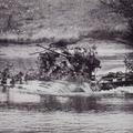 Schützenpanzer 'Marder' beim Tiefwaten.