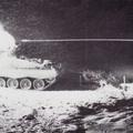 Nachtschießen mit Schützenpanzer 'Marder'.