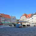 Mellrichstadt - Marktplatz