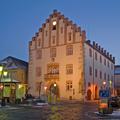 Hammelburg - Rathaus am Marktplatz