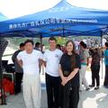 mit Großmeister Chen Xiaowang in Chenjiagou 2011