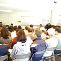 春:自治会では総会が行われます