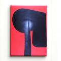 Magnet Kijno Angela Davis rouge