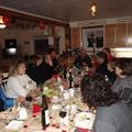 souper de fête ---mars 2015