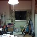 こちら、昔は子供部屋だった和室。