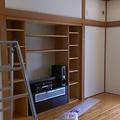 家具などをセット