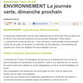 La Nouvelle République - 23/04/2013 - Via Energetica