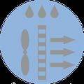 Rotasystem Evaporation Humidification