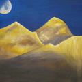 Sehnsucht |Acryl auf Leinwand | 100 x 70 cm
