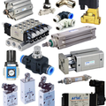 KOMPAUT Gamma completa di componenti e sistemi per l'automazione pneumatica. Cilindri, valvole, accessori. Magazzino di componenti Airtac.