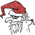 2014年12月【kouhei nakajima 様】ゲームアプリ「【判決】サンタクロース5年を命ずる」UIデザイン、キャラクターイラスト担当 https://itunes.apple.com/jp/app/pan-jue-santakurosu5nianwo/id950153280?mt=8